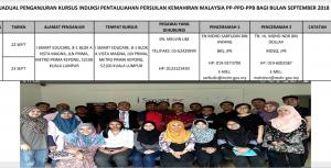 Tvet Malaysia Malaysia No 1 Jpk Pp Ppd Pp Ppt Ppl
