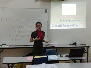 TVET lecturer