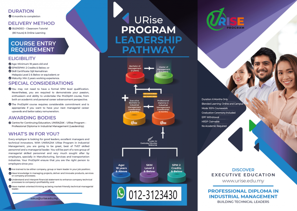 URise Program - Prodip