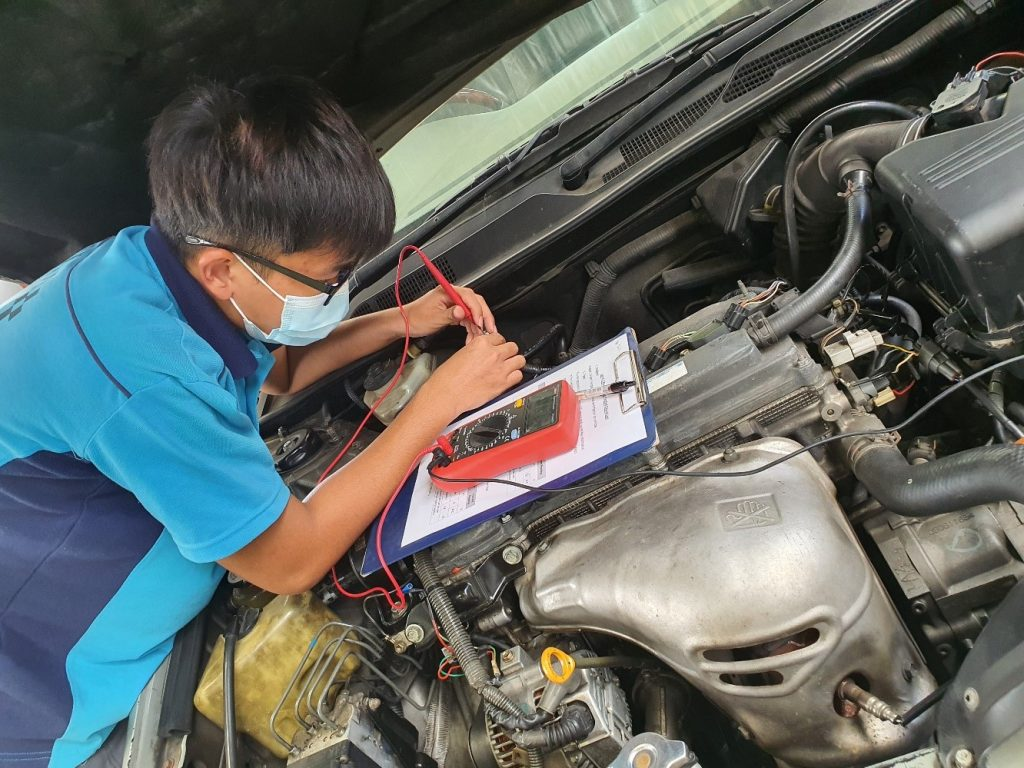 automotive course in Malaysia - Leng Kee Auto Academy