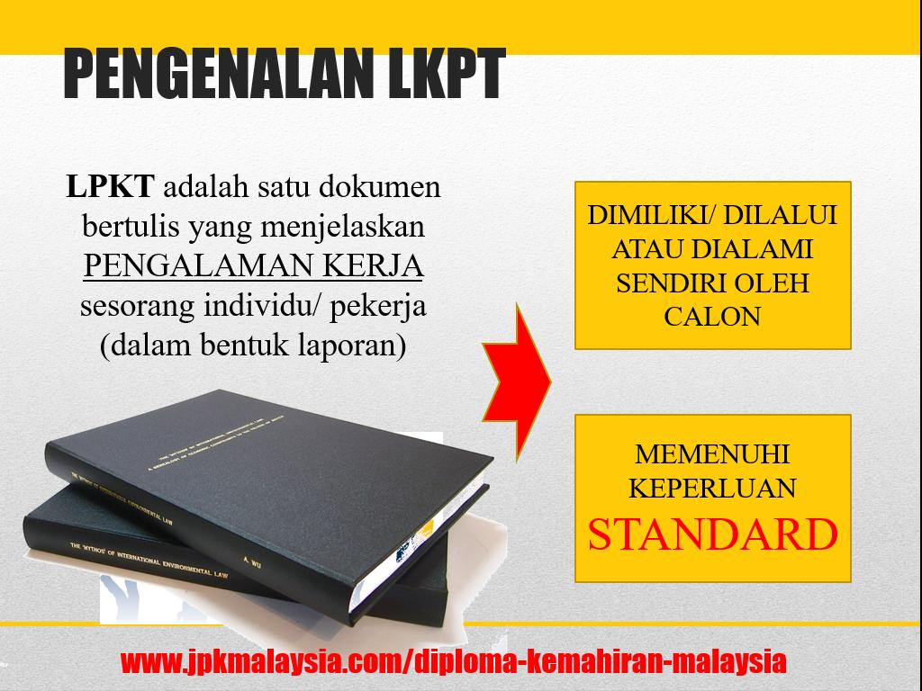 Diploma Kemahiran Malaysia - LPKT